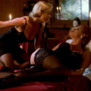 Brigitte Nielsen in Chained Heat II