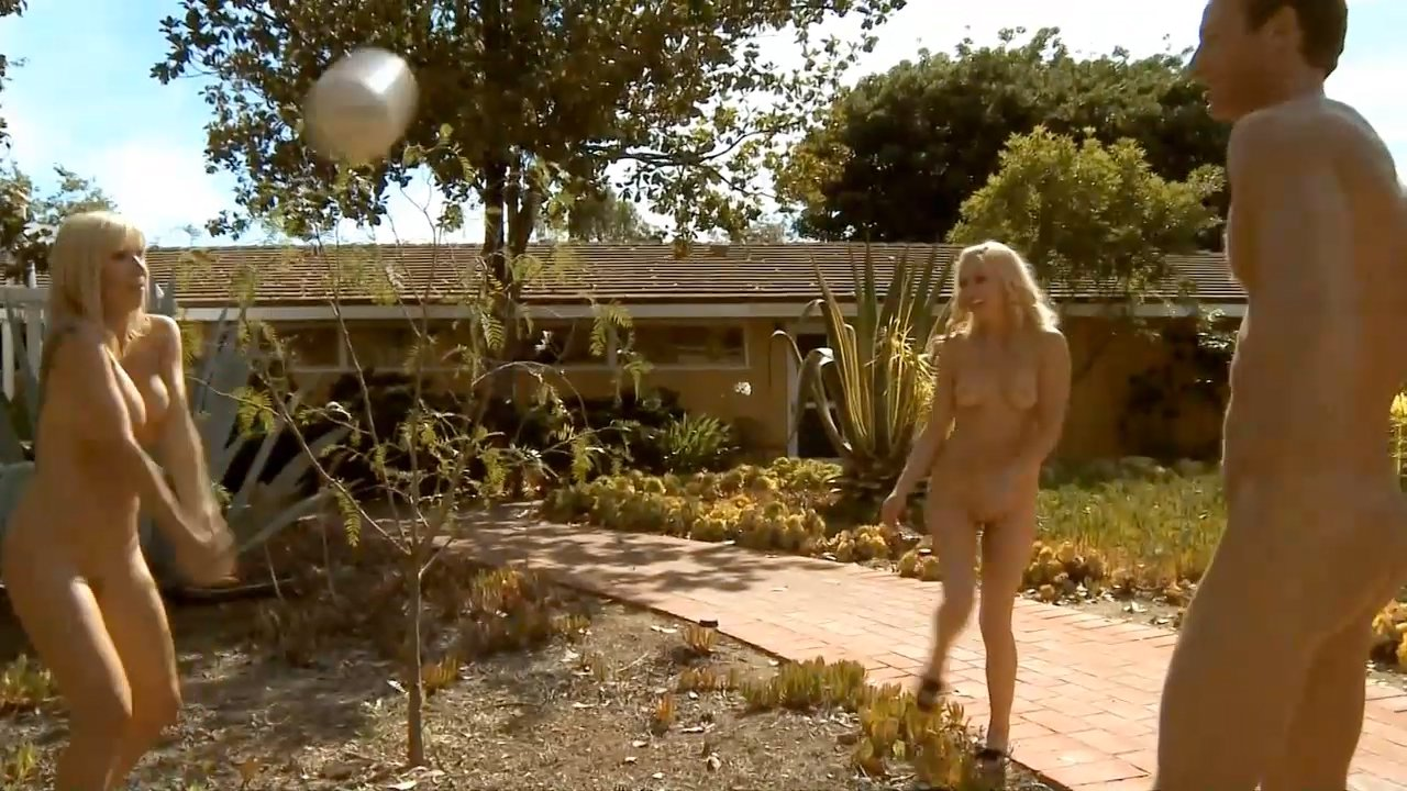 Remarkable, Monsters of a nudist camp good