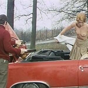 Catherine Deneuve in La Sirene du Mississipi