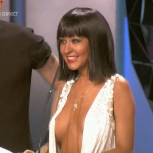 Christina Aguilera in NRJ Awards 2004