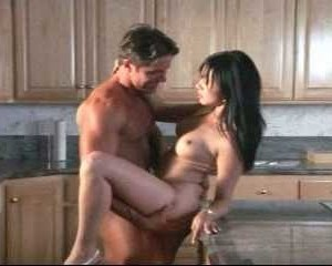 Christine Nguyen in Hollywood Sexcapades