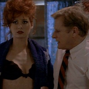 Debra Messing in NYPD Blue