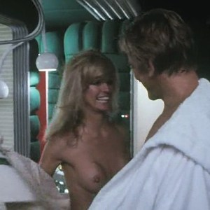 Farrah Fawcett in Saturn 3