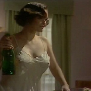 Fiona Fullerton in The Charmer