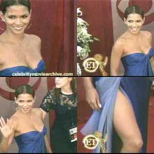 Halle Berry in Entertainment Tonight