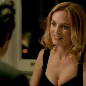 Heather Graham in Goodbye to All That