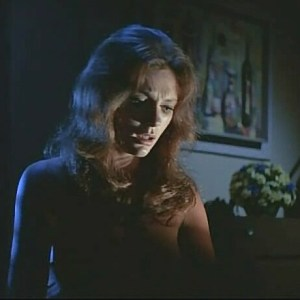 Jacqueline Bisset in The Mephisto Waltz