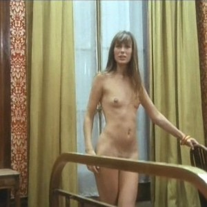 Jane Birkin in Le Mouton enrage