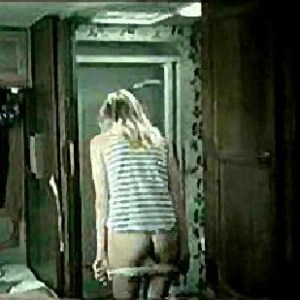 Josie Bissett in Hitcher in the Dark