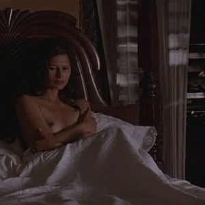Karina Lombard in Wide Sargasso Sea