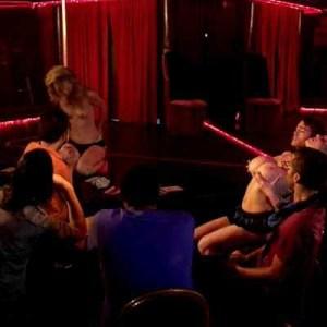 Kylee Nash in Celebrity Sex Tape