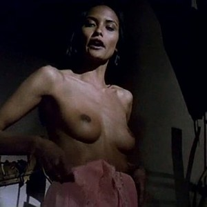 Laura Gemser in Sister Emmanuelle