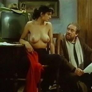 Laura Morante in La tragedia di un uomo ridicolo