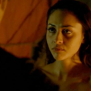 Lindsey Morgan in The 100