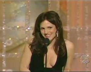 Mary-Louise Parker in 2003 Golden Globes