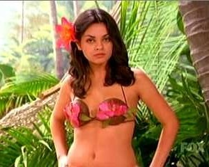 Mila Kunis in That '70s Show
