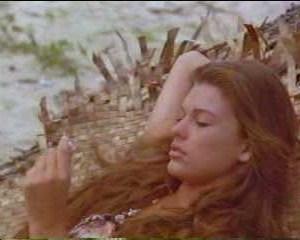 Milla Jovovich in Return to the Blue Lagoon