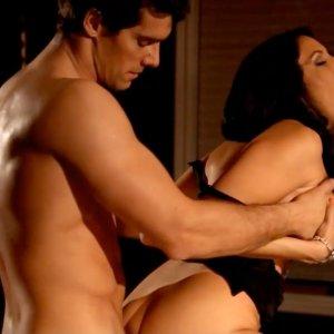 Missy Martinez in Kinky in the Kitchen