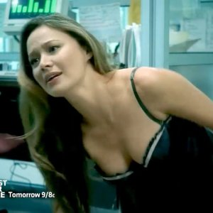 Moon Bloodgood in Journeyman