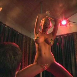 Nicole Sheridan in Girl with the Sex-Ray Eyes