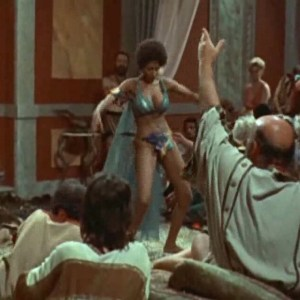 Pam Grier in The Arena