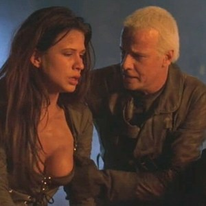 Rhona Mitra in Beowulf