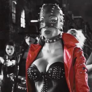 Rosario Dawson in Sin City: A Dame to Kill For