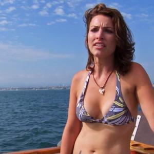 Sarah Lieving in Super Shark