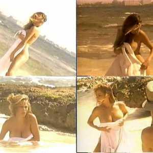 Sofia Vergara in Sofia Vergara 1998 Swimsuit Calendar Video
