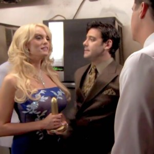 Stormy Daniels in Party Down