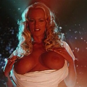 Stormy Daniels in The 40 Year Old Virgin