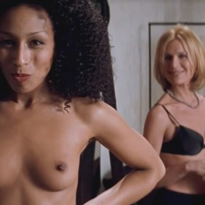 Tamara Tunie in The Devil's Advocate