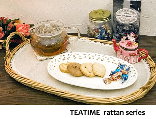 【ティータイム】タラントレイ(手つき