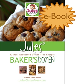 BOOK BD 2T Jules Gluten Free Book Give Away