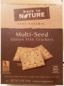 sam 0147 225x300 Review: Back to Nature Gluten free Crackers