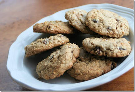 orc2 thumb Review: Gluten Free Oats & Oatmeal Raisin Cookies Recipe