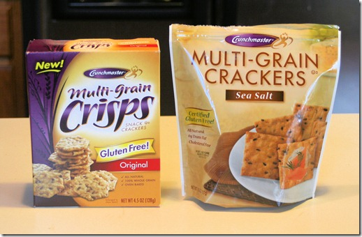 002 thumb Review: Crunchmaster's New Crackers