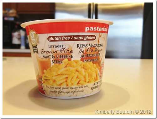 IMG 0828 thumb Review: Pastariso Instant Macaroni & Cheese