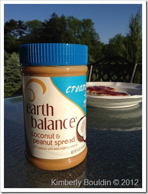 IMG 1508 thumb Review: Earth Balance Coconut &amp; Peanut Spread