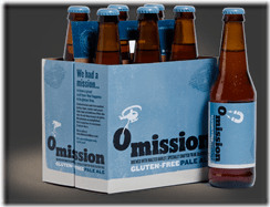 Omission Pale Ale 7 Bottle thumb Review: Omission Lager & Pale Ale