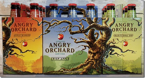 angry thumb Review: Angry Orchard Hard Cider