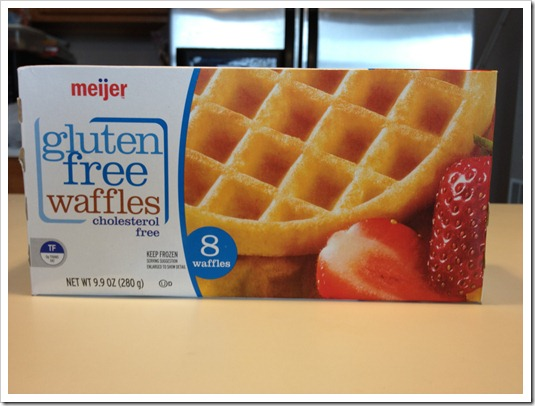 IMG 2324 thumb Meijer Now Offering Gluten Free Waffles
