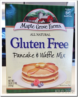 IMG 3095 thumb Review: Maple Grove Farms Pancake & Waffle Mix
