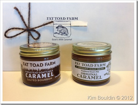 IMG 3240 thumb Review: Fat Toad Farm Goat's Milk Caramel