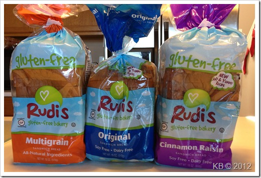  Rudi&rsquo;s Gluten Free Contest&ndash;Help Find &ldquo;Soft &amp; Fluffy&rdquo;