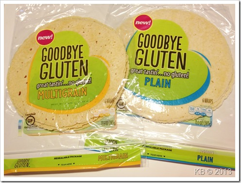 IMG 5628 thumb Review: Goodbye Gluten Wraps