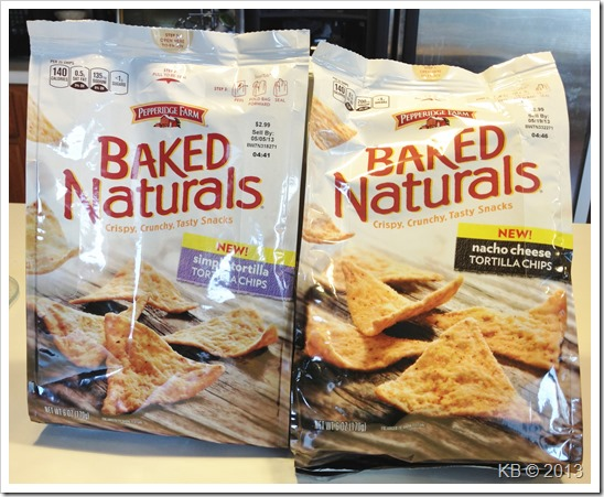 IMG 5862 thumb Review: Pepperidge Farm Baked Naturals Tortilla Chips