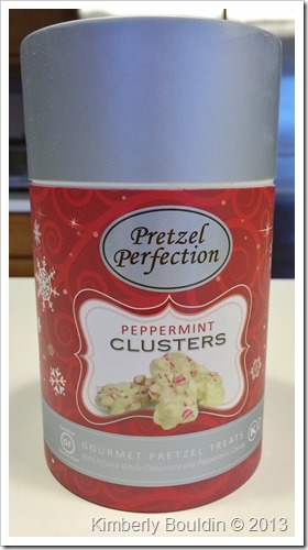 2013 12 05 15.54.03 thumb Review: Pretzel Perfection Peppermint Clusters