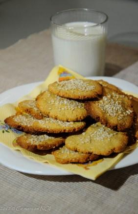 Crackers din faina de naut-2