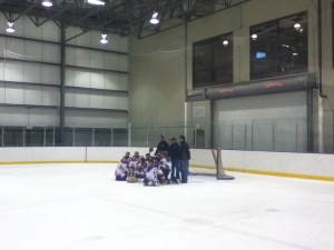 Our hockey team, 2011